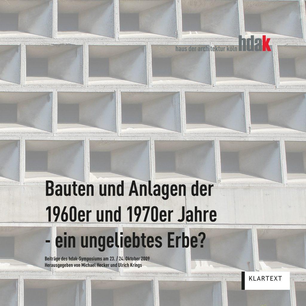 Publikationen haus der architektur k ln - Haus der architektur ...