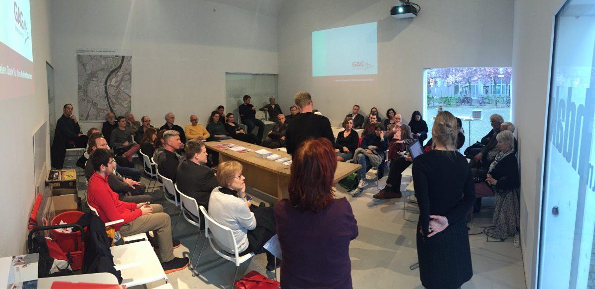 Interessante Informationen zu den GAG-Projekten in Chorweiler