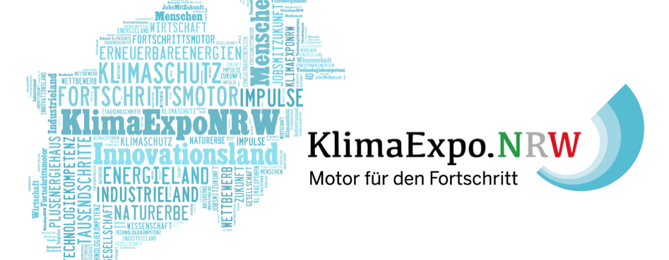 Nicht verpassen: Jahresveranstaltung der KlimaExpo.NRW am 23. Juni 2016