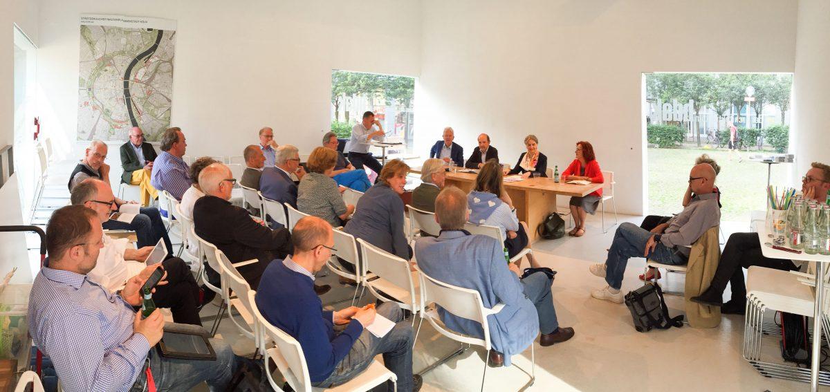 Kölner Kulturrat zu Gast im hdak