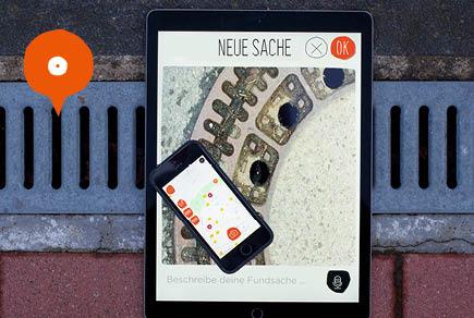 #stadtsache-App – der Wettbewerb startet